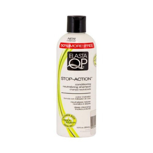 Elasta QP - Stop-Action Conditioning Neutralizing Shampoo 12 fl oz