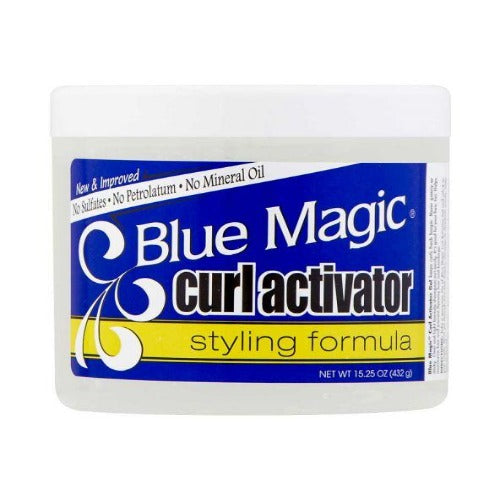 Blue Magic - Curl Activator Styling Formula 15.25 oz