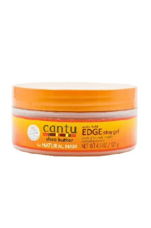 Cantu Edge Stay Gel-Extra Hold