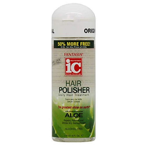 Fantasia IC - Hair Polisher Daily Hair Treatment with Aloe 6 fl oz