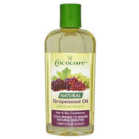 Cococare - Vitamin E Antioxidant Body Oil All Natural 8.5 fl oz