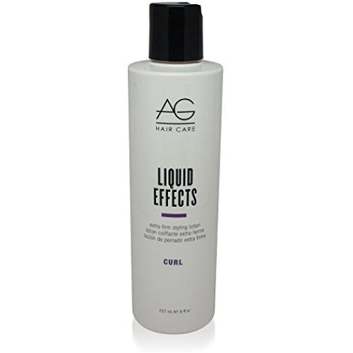 AG Hair - Curl Liquid Effects Extra Firm Styling Lotion 8 fl oz