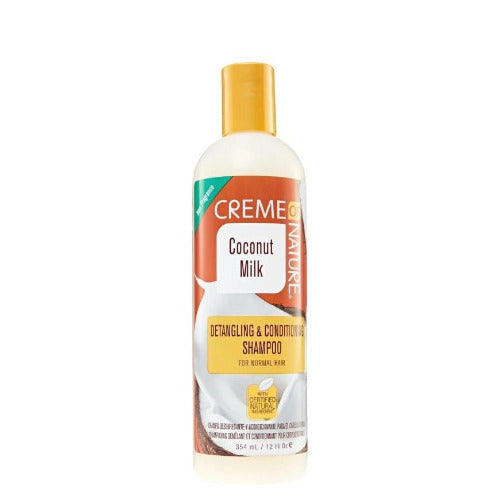 Creme of Nature - Coconut Milk Detangling Shampoo 12 fl oz