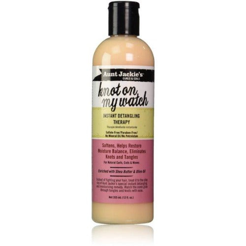 Aunt Jackie's - Knot On My Watch Instant Detangling Therapy 12 oz