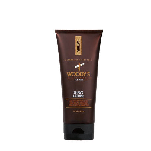 Woodys - Shave Lather 6 fl oz