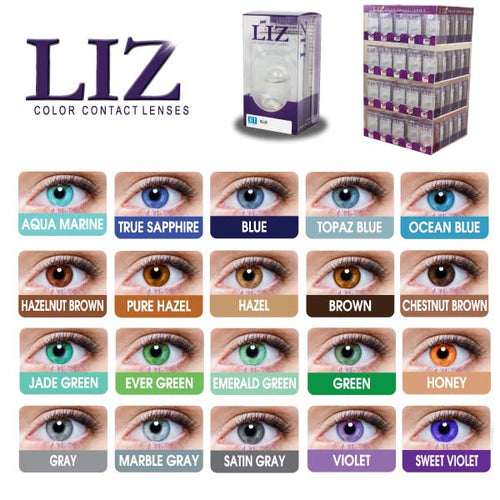 LIZ - EYE COLOR CONTACT LENS
