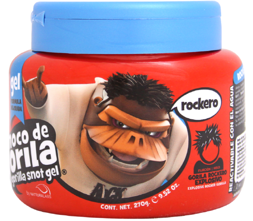 Moco De Gorila - Rockero Squizz Hair Gel