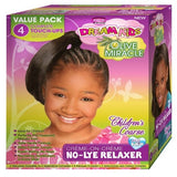 African Pride - Dream Kids Children's Coarse No-Lye Relaxer 4 Touch-Ups 1.5 oz