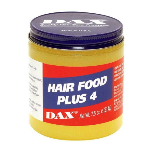 DAX - Hair Food Plus 4 7.5 oz