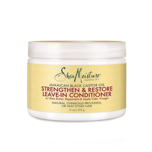 Shea Moisture - Jamaican Black Castor Oil Leave in Conditioner 11oz