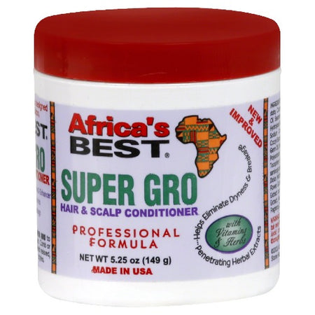 Organics by Africa's Best Stimulating Therapy Shampoo 12 fl oz
