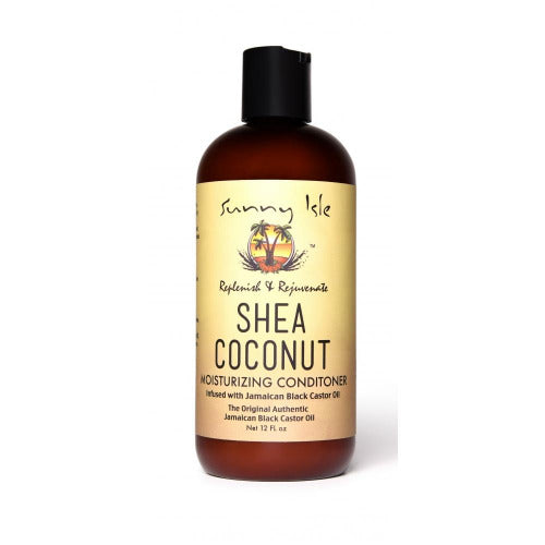 Sunny Isle - Shea Coconut Moisturizing Conditioner 12 oz