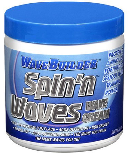 Wave Builder - Spin′n Waves Wave Cream