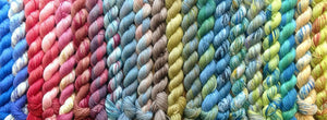 Little Ladies - Superwash Merino Wool/Nylon Sock Weight Yarn