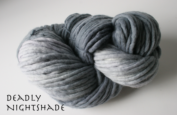 Bolshoy - Single Ply Merino Wool Super Bulky Weight Yarn
