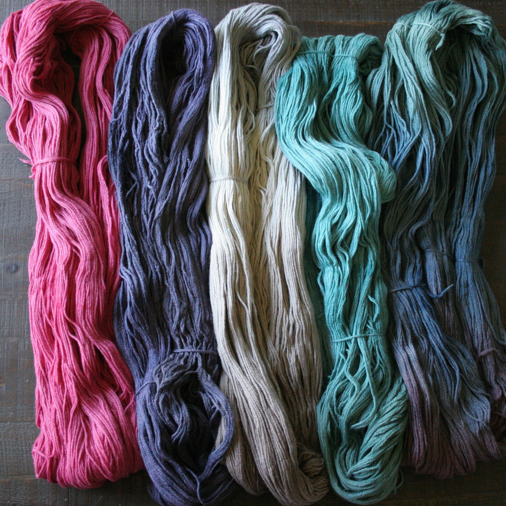 Clementine - Merino Wool Sport Weight Yarn