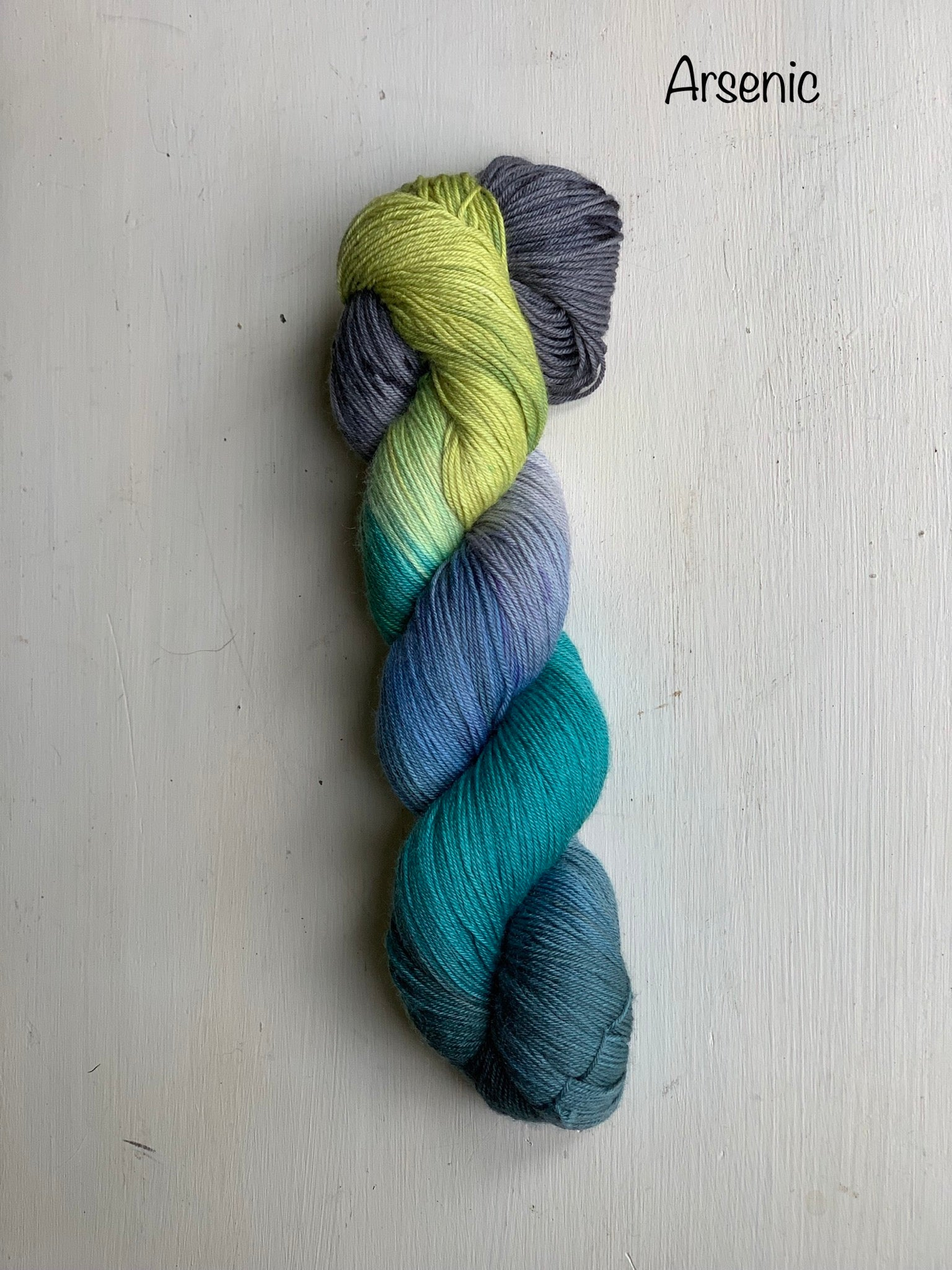 Painted Ladies - Sock Weight Yarn
