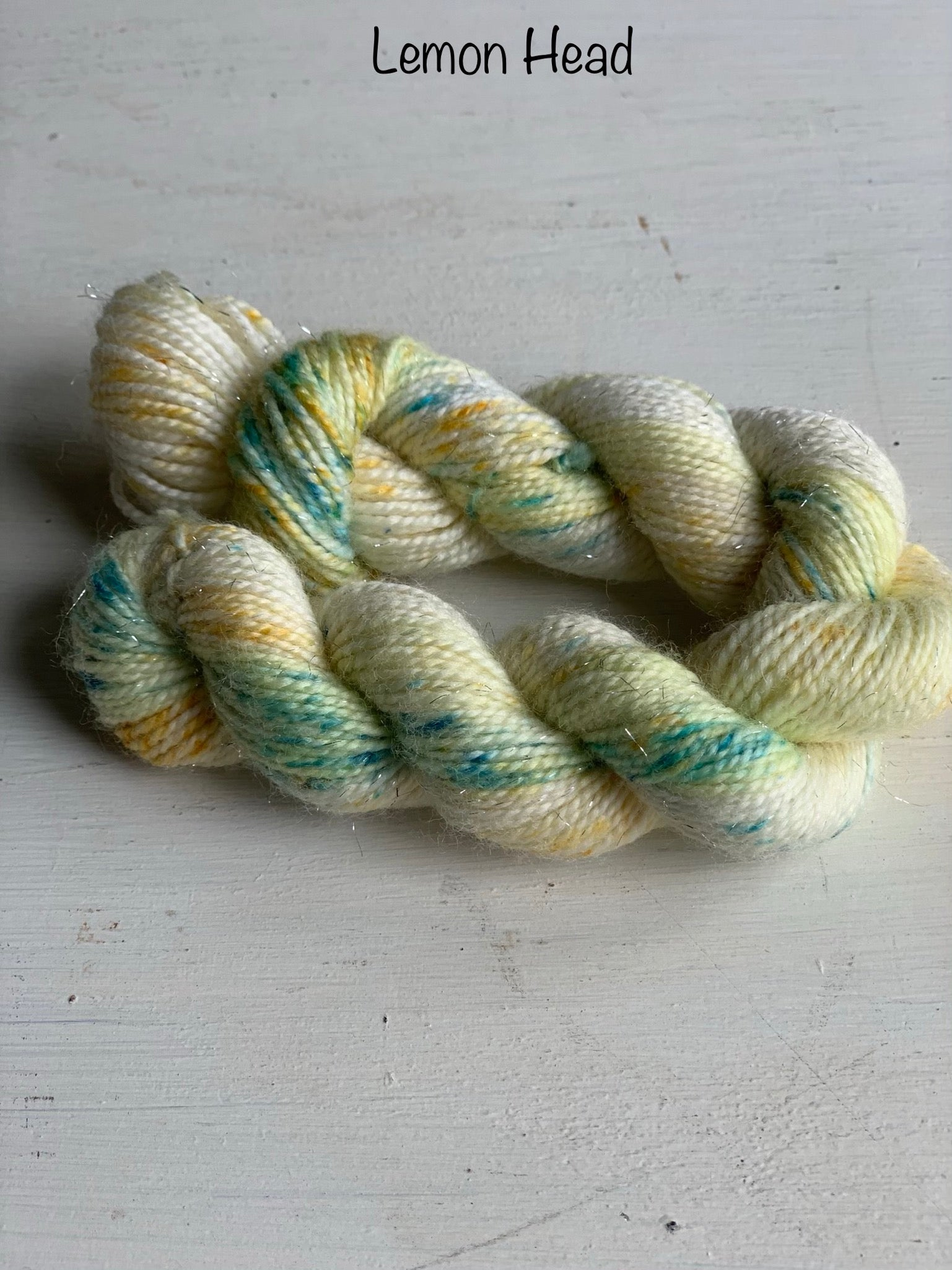 Twinkle - Sparkle Mini Sock Yarn