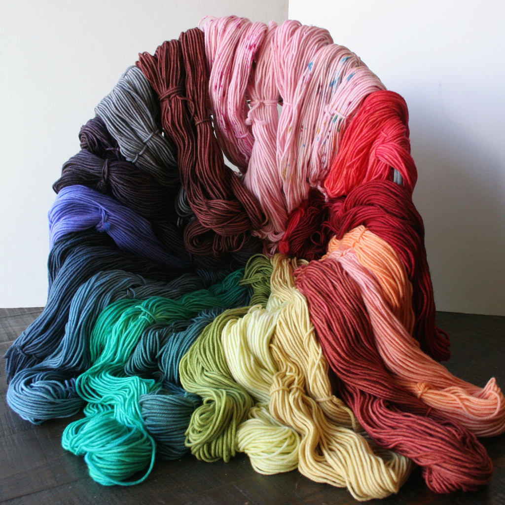 Elevenses - Superwash Merino Wool DK Weight Yarn (discontinued)