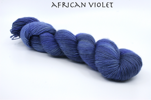 Lone Wolf - Single Ply Superwash Merino Wool Fingering Weight Yarn