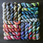 Painted Ladies - Superwash Merino Wool/Nylon Sock Weight Yarn