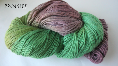 Quechua Alpaca/Wool/Silk Worsted Weight Yarn