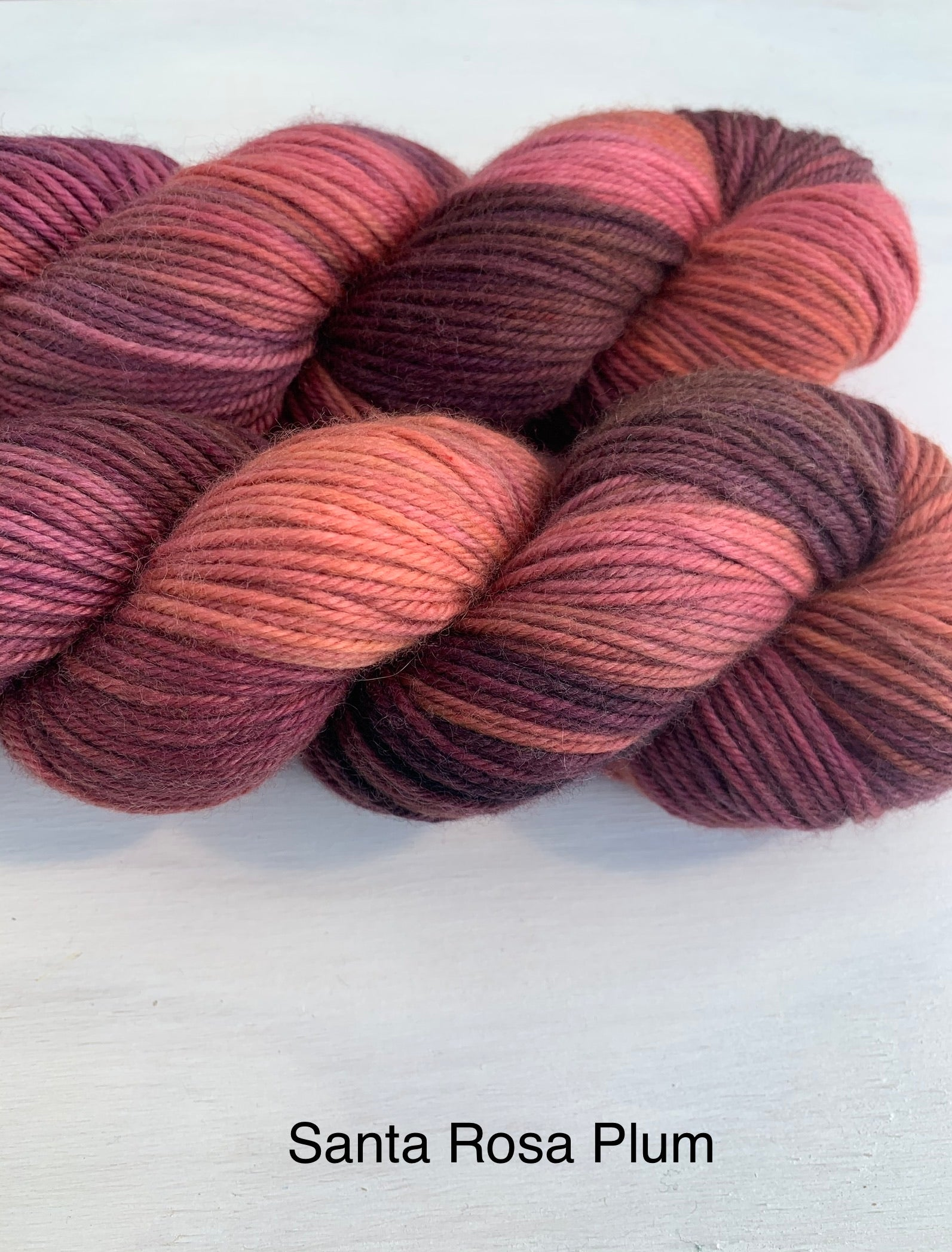 Coddiwomple MCN - Superwash Merino/Cashmere/Nylon DK Weight Yarn