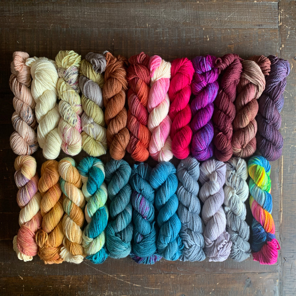 Hopscotch - Bulky Weight Yarn