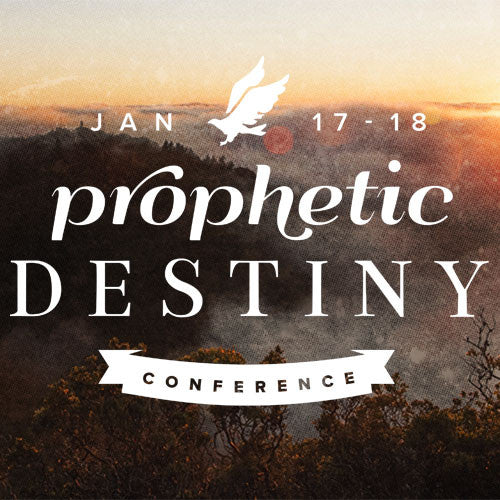 Prophetic Destiny Conference 2016