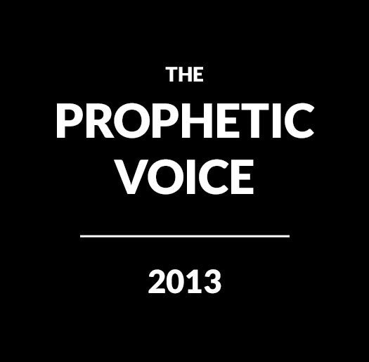 The Prophetic Voice Conference 2013