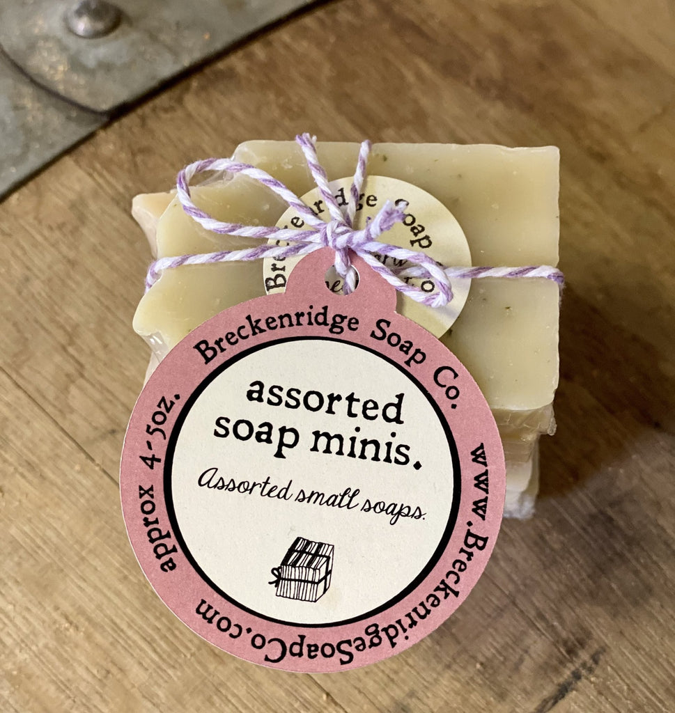 Assorted Soap Minis