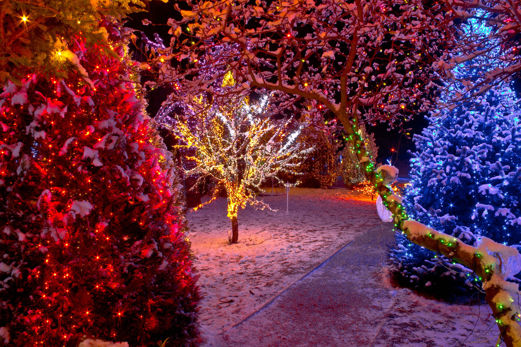 Half Of Christmas Lights Dont Work.5 Reasons Why Your Christmas Lights Don T Work Yard Outlet