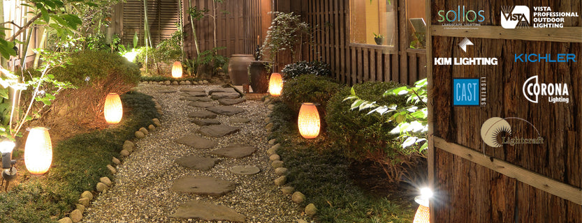 Landscape lighting yard outlet landscape lighting aloadofball