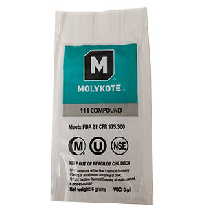 The Source - 138010 - Dow Molykote 111 Compound 6g Packet