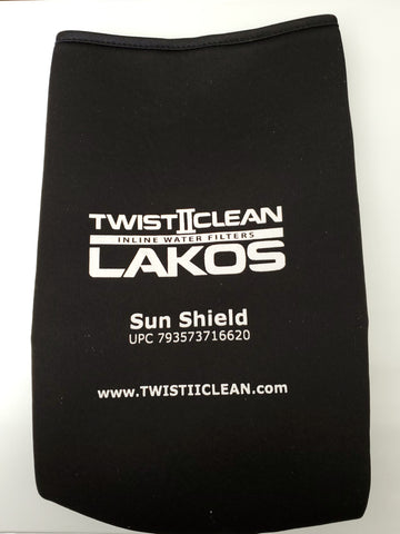 "The Source - 131354 - Sun Shield for TwistIIClean 2"" Filter Units"