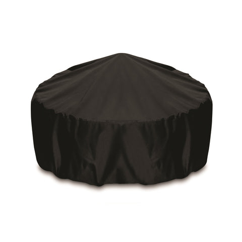 Two Dogs Designs - 2D-FP36001 - 36 Inch Fire Pit Cover (Black) - Two Dogs Designs