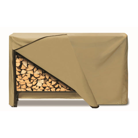 "Two Dogs Designs - 2D-LR96241 - 96"" Log Rack Cover (Khaki) - Two Dogs Designs"