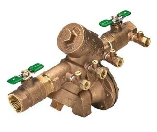 Wilkins - 1-975XL Reduced Pressure Principle Backflow Preventor 1""