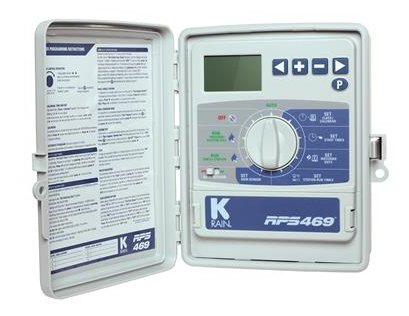 K-Rain - 3606 - Outdoor Controllers, 6 Station