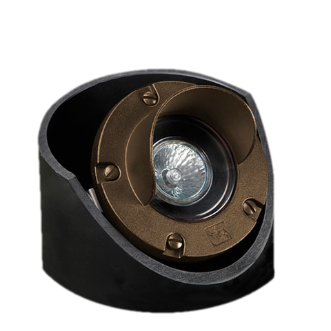 Vista Outdoor Lighting - GW-5250-Z-4.5-W-36 - In-Grade Well Light, Architectural Bronze, Warm - Vista Outdoor Lighting