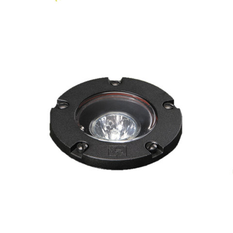 Vista Outdoor Lighting - GR-5262-B-NL - Inground Well Light, Black, Fixture Has NO LAMP - Vista Outdoor Lighting
