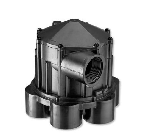 "K-Rain - 6606 - Six Outlet, 1 1/2"" x 1 1/2"" Indexing Valves, 6 Zone"