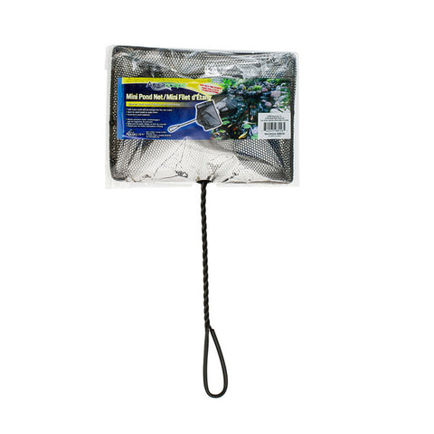"Aquascape - 98556 - Mini Pond Net with 12"" Twisted Handle 10"" x 7"" - Aquascape"