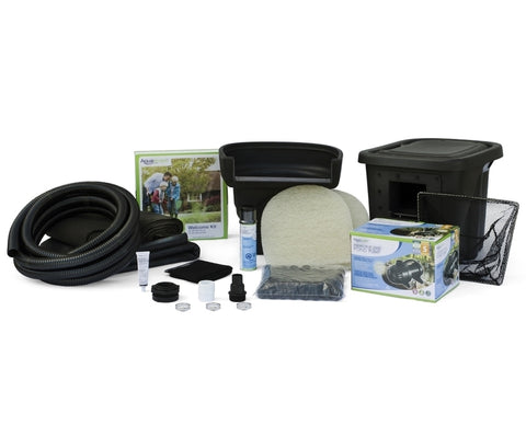 Aquascape - 99764 - DIY Backyard Pond Kit - 6' x 8' - Aquascape