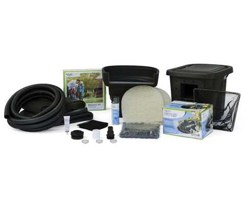 Aquascape - 99765 - DIY Backyard Pond Kit - 8' x 11' - Aquascape