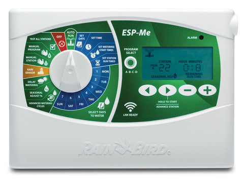 Rain Bird - ESP4ME Series 4 Zone Modular Outdoor Controller - Rain Bird