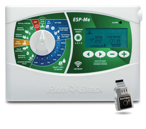 Rain Bird - ESP-ME WIFI Upgrade Panel Bundle *Upgrade Panel Only Bundled with LNKWifi Module* - Rain Bird