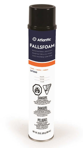 Atlantic Water Gardens - LF1300 - Professional Black Waterfall 29 oz. Gun Foam - Atlantic Water Gardens