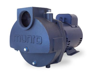 Munro - LP3005B - Munro LP Series 3005, 5 HP Single Phase - Munro