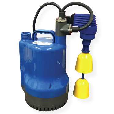 Munro Pump - SUMP100F - Single Phase Sump Pump 1/7 HP with Float